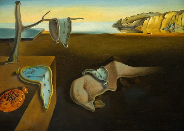 The Persistence of Memory - 1930
